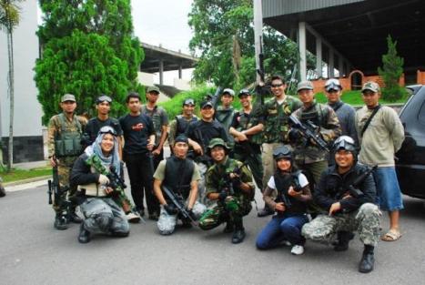 Skirmish di Politeknik Semarang
